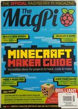 The Mag Pi UK June 2017 Minecraft Maker Guide Hack Code & Make FREE SHIPPING sb