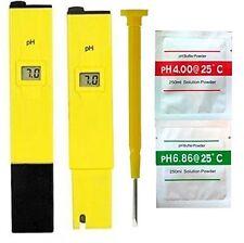 Digital pH Meter Tester Pocket Pen Pool Pond aquarium Water Tester Range 0.0-14.
