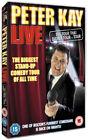 Peter Kay: Live - The Tour That Didnt Tour Tour DVD (2011) Peter Kay cert 15