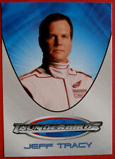 THUNDERBIRDS (The 2004 Movie) - Card#04 - Jeff Tracy - Cards Inc 2004
