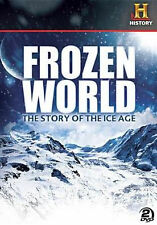 FROZEN WORLD: STORY OF THE ICE AGE (2PC) - DVD - Region 1 - Sealed