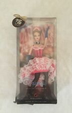 Barbie 50th Anniversary Robert Best 2008 Mattel Barbie Collector France Pink NIB