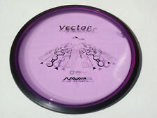 Disc Golf Mvp Vector Proton Mid-Range Straight Maple Valley 175g Purple