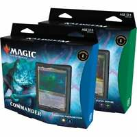 Kaldheim Commander Decks - MTG Magic the Gathering - Brand New - FREEPOST