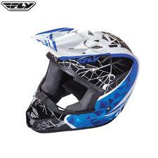 Fly Racing Motorrad-Helme mit Glanz