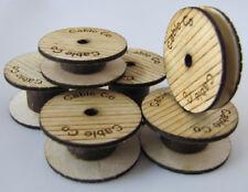 HO Scale - Laser Cut 6 x Cable Drums - SM1026