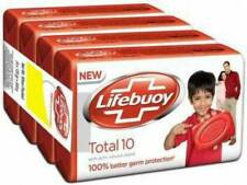 LIFEBUOY Total 10 Germ Protection Soap Bar, 125g (pack of 12)  (1250 g)