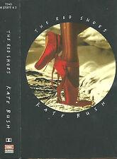 KATE BUSH THE RED SHOES CASSETTE ALBUM Alternative Rock Art Rock Vocal EMI