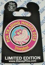 Disney DLR Cheshire Cat from Alice in Wonderland Pin Trading Nights 2013 LE Pin