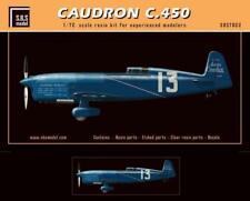 SBS Model 1/72 Caudron C.450 1934 # K7022