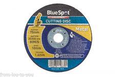 Herramientas de bricolaje BlueSpot color principal azul