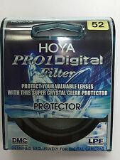 Genuine HOYA 52mm Pro1 D Pro 1 Digital Protector Filter DMC Multi Coated