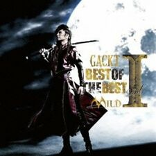 GACKT-BEST OF THE BEST VOL.1 -MILD--JAPAN CD G88