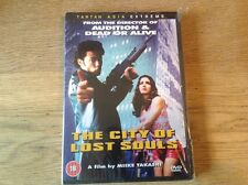 The City Of Lost Souls. A Miike Takashi film. Tartan Asia. DVD. NEW AND SEALED.