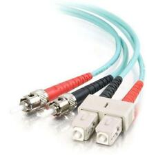 C2G SC ST Fibre Optic Cables