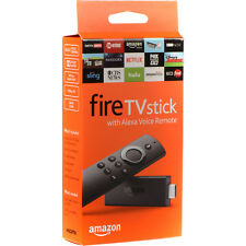Amazon Fire TV Stick (2nd Generation) Digital Media Streamer - Black