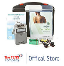 Med-Fit Easy Dual Channel Digital TENS Machine with One Touch Operation