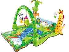 Boys' Safari Mat Baby Playmats