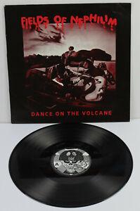 Fields Of The Nephilim - Dance On The Volcane - live LP vinyl album