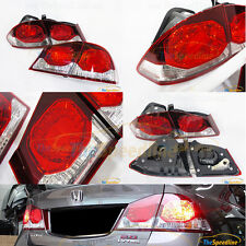 06 07 08 09 10 11 ACURA CSX FD Rear Tail Lamp (STYLE: 09 Facelift OEM) TYPE R