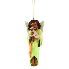 "THOMAS BLACKSHEAR'S EBONY VISIONS -- ""LOVING LAMB "" -- 2010 ANNUAL ORNAMENT"