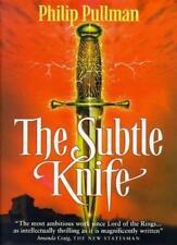 The Subtle Knife (His Dark Materials),Philip Pullman- 9780590112895