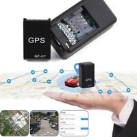GF07 Mini Spy Realtime GPS GSM GPRS Tracker Car Tracking Locator Device Magnetic