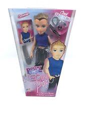 Bratz BOYZ 1st Edition NEON POP CAMERON Rare Blond Toy Doll New In Box MGA