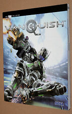 Vanquish Lösungsbuch / Official Strategy Guide PS3 Xbox 360 English / Englisch