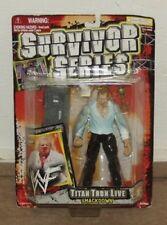 1999 WWF Survivor Series Titan Tron Live Smackdown Gangrel Action Figure