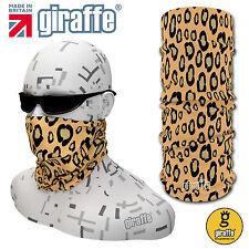 Leopard animal print - 206 Headwear Neckwarmer Snood Scarf Bandana Headband
