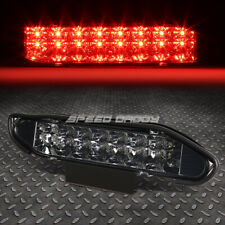 [2-ROW LED]FOR 00-04 NISSAN XTERRA THIRD 3RD TAIL BRAKE LIGHT STOP LAMP SMOKED