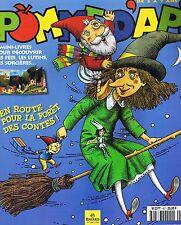 Pomme D'Api * n° 407 * janvier 2000 revue enfant  Samsam Choupignon magazine