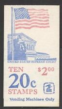 """STATI UNITI - Libretto - 1983 - Copertina """"Corte Suprema"""" - Libretto da $ 2,00"""