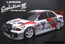 1/10 RC BODY MITSUBISHI LANCER Evo EVOLUTION WRC Rally Body Shell Set