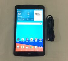 "LG G Pad F 8.0 LG-V496 - 16GB, Wi-Fi + 4G (T-Mobile), 8""  -Black ***READ***"