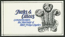 Turks & Caicos Islands  1981  Scott # 495   Mint Never Hinged Booklet