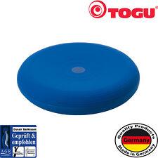TOGU Dynair Ballkissen 33 cm  Ø  Blau Balance Trainer - NEU & OVP