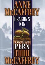 Dragon's Kin, Anne McCaffrey, Todd McCaffrey, Good Condition, Book