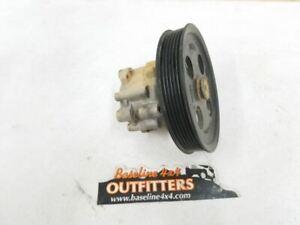 Jeep JK Wrangler OEM 3.8L Power Steering Pump 52059899AE 2007-2011 39911