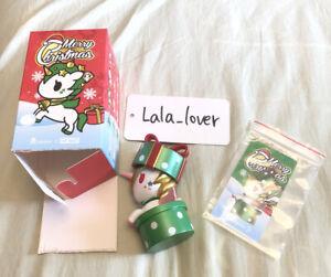 Tokidoki x Pop Mart Unicorno Xmas Figure Christmas 2018 Surprise Secret Chaser