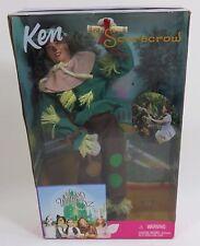 Barbie Mattel Wizard of Oz Ken as Scarecrow  1999 -  3+