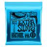 Ernie Ball Extra Slinky Nickel Would Electric Guitar Strings 8-38 Gauge