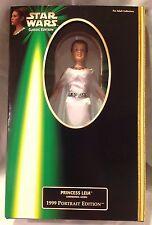 Star Wars Episode IV Princess Leia Dol Carrie Fisher Ceremonial Grown l - Sealed