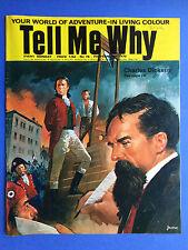 TELL ME WHY - Your World de Aventure en vie couleur - N°76 février 1970