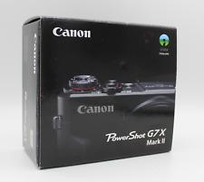 *** Canon PowerShot G7 X ***  Mark II ***  Kamera ***