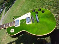 Gibson Les Paul Standard Peace Mellow Out Green Min-ETune 9.1 lbs 120th Anniv
