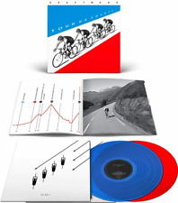 Kraftwerk Tour de France Coloured Red Blue Vinyl Double LP 2020 Release Mint