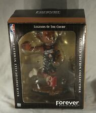 2003 ALLEN IVERSON SIXERS BASKETBALL LEGENDS OF COURT BOBBLE HEAD MINT IN BOX