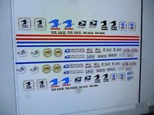 US Mail Postal Service Vehicle Variety Decal Set   1:43
